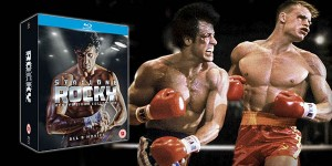 Saga Rocky en Blu-ray