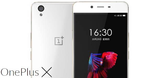Smartphone OnePlus X 4G