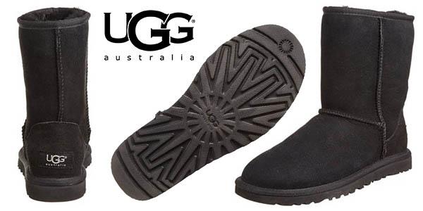 enemigo bancarrota Impotencia  Chollo botas UGG Classic Short al mejor precio