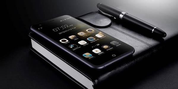 Ulefone Paris X negro