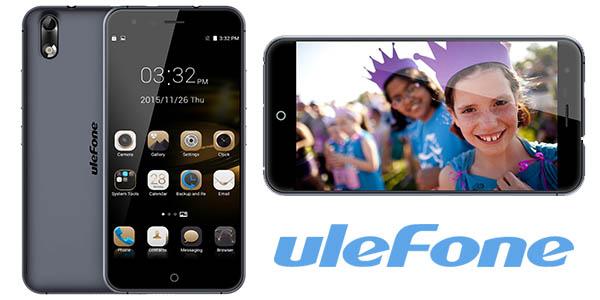Smartphone Ulefone Paris X 4G