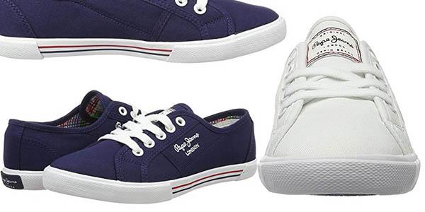 zapatillas combinables Pepe Jeans Aberlady chollo