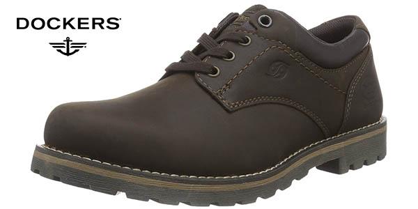 Zapatos de cuero para hombre Dockers