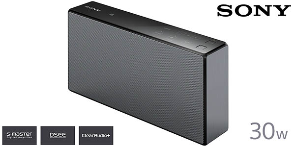 Altavoz Sony SRS-X55