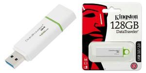 Kingston DataTraveler USB 3.0 128 GB