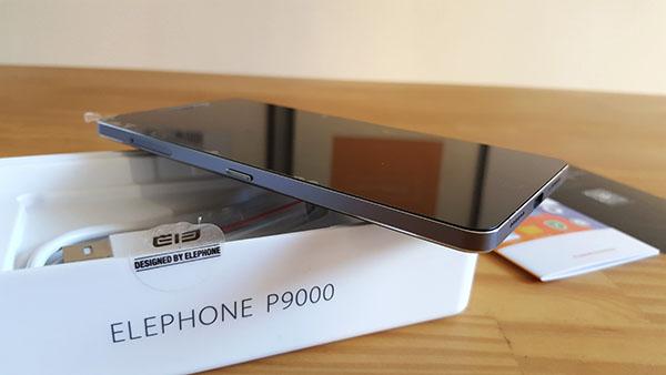 Elephone P9000 del sorteo