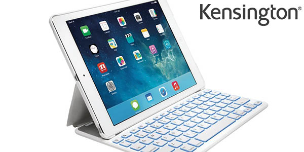 Kensington KeyFolio Thin X2 Plus para iPad Air 2