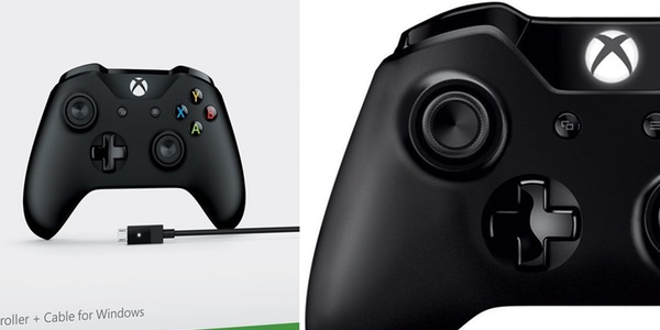 Mando Xbox One Bluetooth para PC con cable