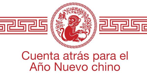 cuenta atrás Año Nuevo Chino 2016