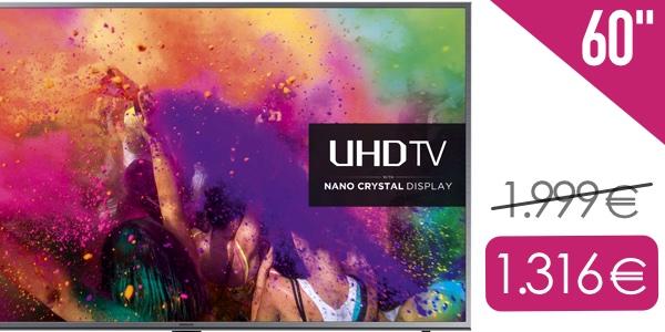 Samsung UE60JU6800 barato