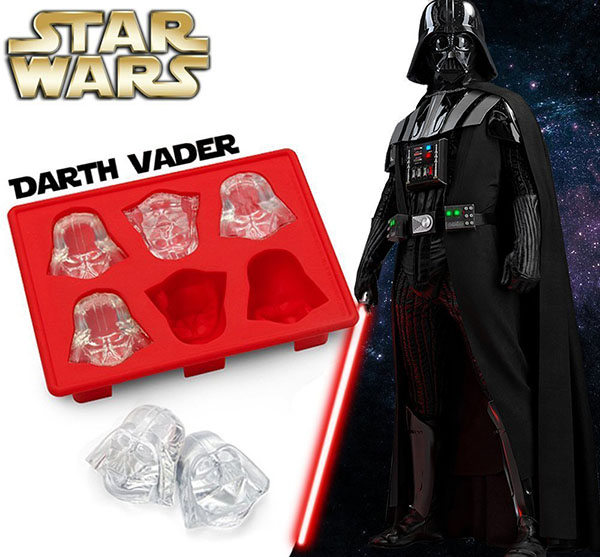 Hielos de Darth Vader (Star Wars)