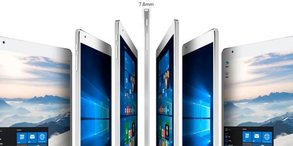 Diseño tablet Teclast X98 Plus II