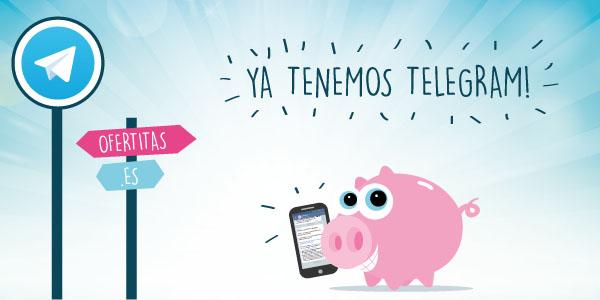 Nuevo canal telegram de ofertas