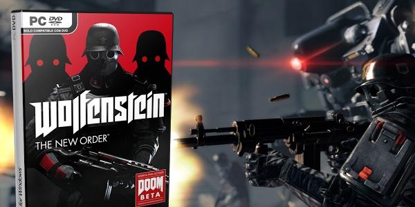 Wolfenstein The New Order Steam barato