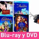 Promoción 2x1 películas Disney