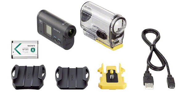 Accesorios Sony Action Cam HDR-AS20