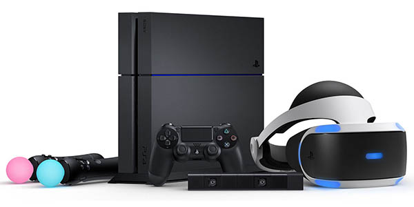 Accesorios Playstation RV