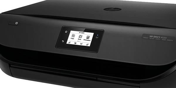 Pantalla impresora multifunción HP Envy 4520