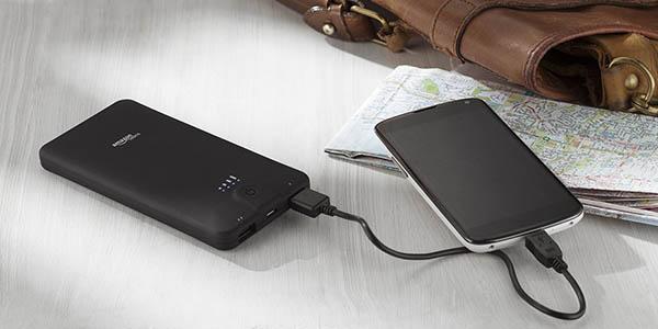 Batería 10.000 mAh AmazonBasics barata
