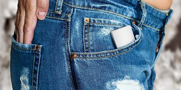 Batería portátil pequeña Aukey