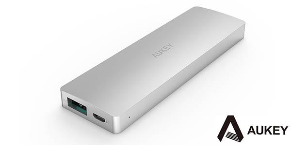 Batería portátil Aukey 3300mAh