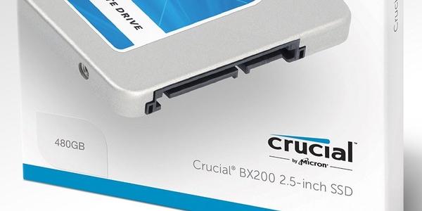 SSSD Crucial BX200 480 GB barato