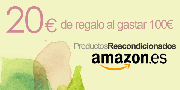 Descuento Amazon Productos Reacondicionados