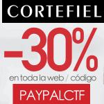 Cupón descuento Cortefiel marzo 2016