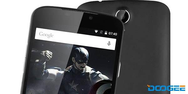 Smartphone Doogee X6