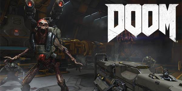 Doom para Playstation 4 y Xbox One