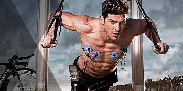 electroestimulador para deportistas de marca buena y conocida compex