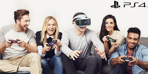 Juego Asimétrico Playstation RV