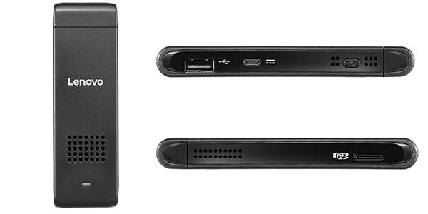 Detalles Micro PC Lenovo IdeaCentre Stick 300