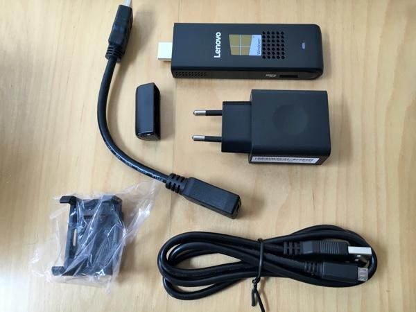 Lenovo Stick 300 accesorios