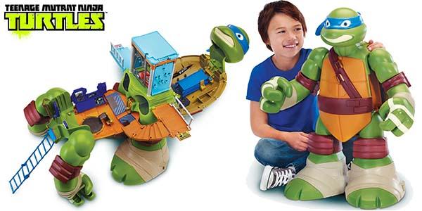 Mega Playset Tortugas Ninja