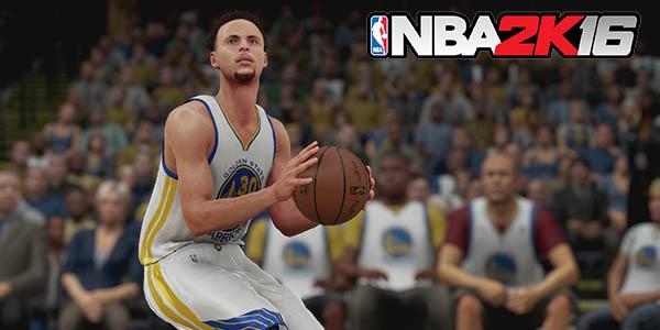NBA 2K16 para Xbox One y Playstation 4