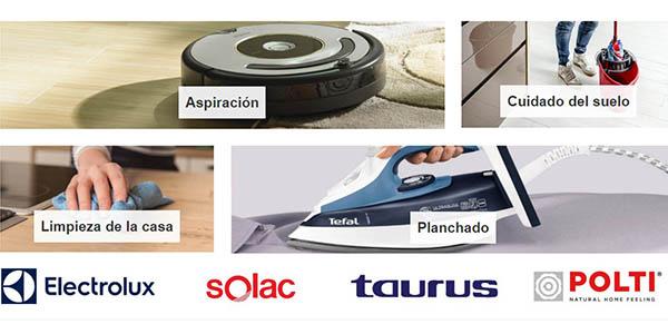 ofertas aspiracion y planchado de grandes marcas amazon