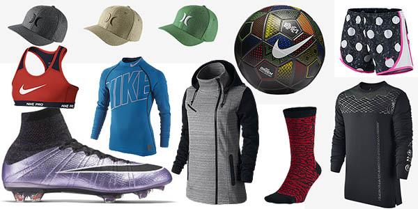 ofertas nike en ropa y complementos deportivos