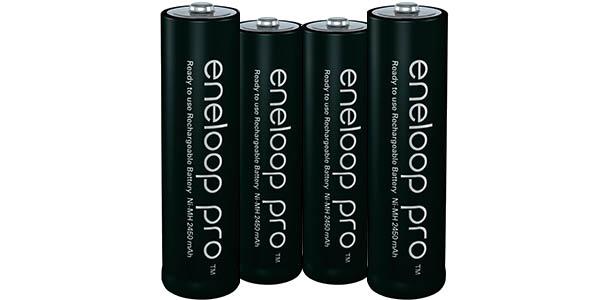 Pack pilas recargables Enelopp AA