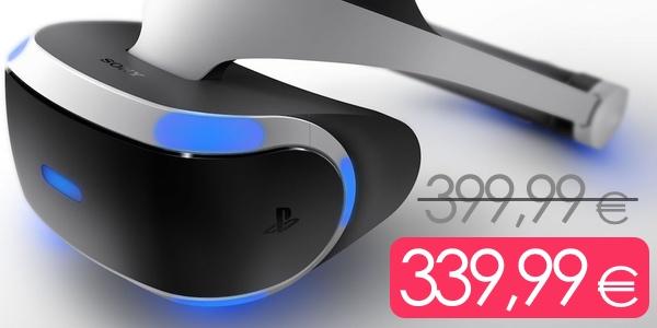PlayStation VR barato en Fnac