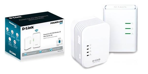 Kit PLC D-Link PowerLine AV 500 WiFi