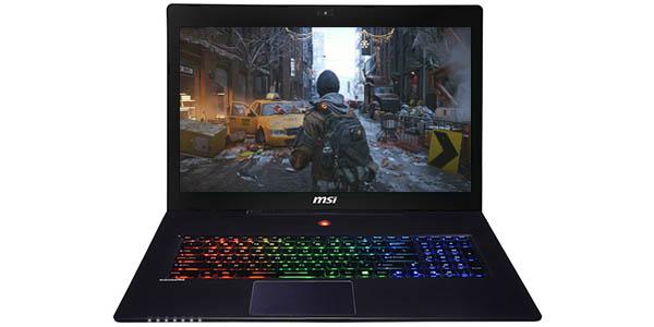 Portátil Gaming MSI GS70 2QE-641ES