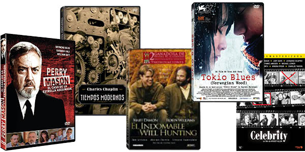 ofertas en dvd