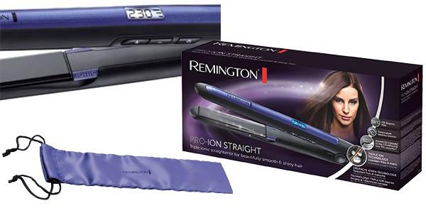 remington plancha para pelo con tecnologia ionica y pantalla digital