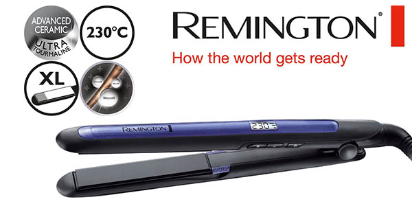 remington s7710 pro ion plancha de pelo a precio espectacular
