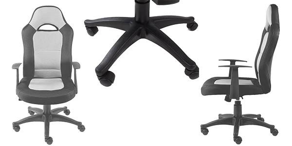silla de oficina giratoria de estilo deportivo barata