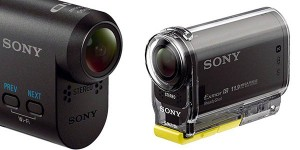 Cámara deportiva Sony Action Cam HDR-AS20
