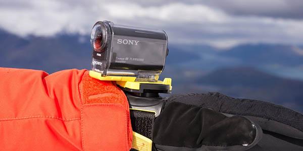 Funda cámara deportiva Sony HDR-AS20