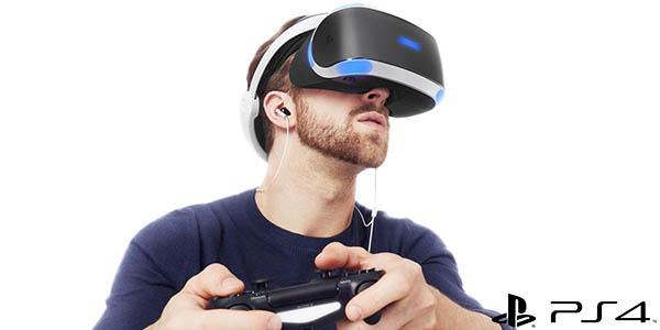 Playstation RV, realidad virtual barata