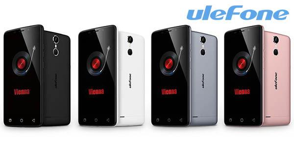 Smartphone Ulefone Viena 4G